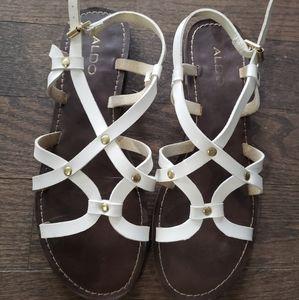 Aldo Gladiator style sandals